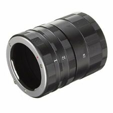Macro Extension Tube Ring For CANON EOS EF DSLR & SLR Camera/lens 650D 600D 60D