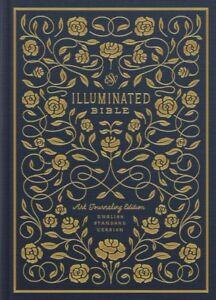 Holy-Bible-English-Standard-Version-Navy-Cloth-over-Board-Illuminated-Bi