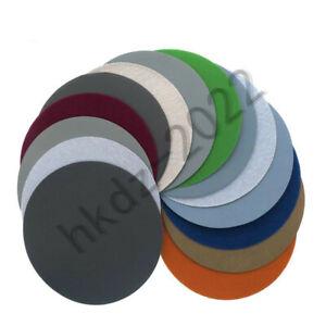 """3/"""" 75mm Sanding Discs Abrasive Sandpaper Dry /& Wet Polishing Pad Grit 60~10000"""