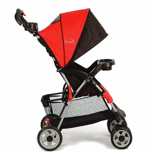 cloud lightweight stroller fire red formerly jeep cherokee sport. Cars Review. Best American Auto & Cars Review