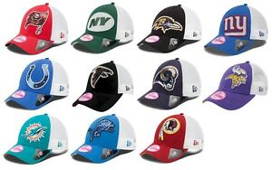 New-NFL-New-Era-9FORTY-Ladies-Sequin-Shimmer-Adjustable-Hat-Cap