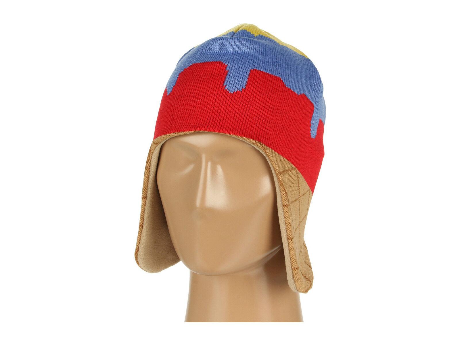 1027e1750cb Neff Ice Cream Cone Beanie Hat Stocking Cap Primary Colored Colors for sale  online