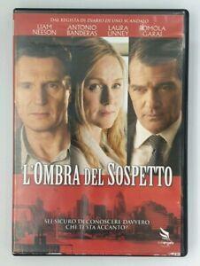 DVD-L-039-ombra-Del-Sospetto-Antonio-Banderas-Liam-Neeson-Film-Cinema-Video-Movie