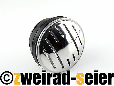 Hupe Signal Horn 12V pas f Simson KR51 Schwalbe Star Spatz Sperber Habicht Duo