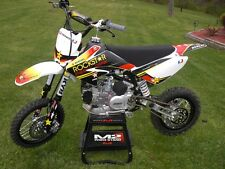 Hond Crf 70  Rockstar ENergy Graphics 04-12 with plastics White