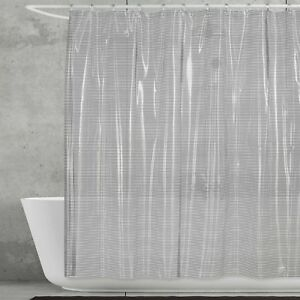 Image Is Loading Creative Bath Linea Shower Curtain In Grey