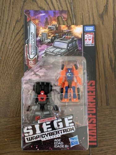 1.5-In Transformers siege Micromaster Autobot Off-Road Patrol 2-Pack 8 and Up