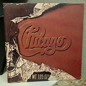 "CHICAGO - Chicago X (Chocolate Bar) - 12"" Vinyl Record LP - EX"