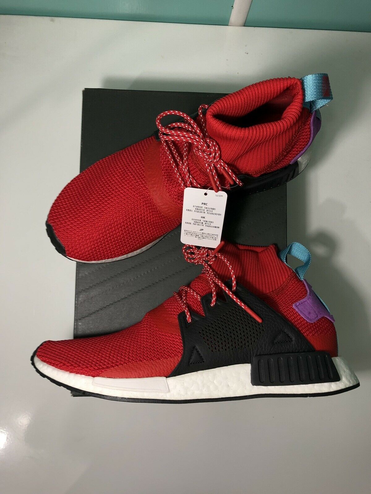 Adidas Boost NMD XR1 Winter Size 13 BRAND NEW DS BZ0632