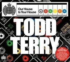 Todd Presents Terry - Our House Is Your House - CD