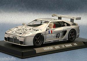 Fly A12 Venturi 600 - Le Mans 1995 New Nuevo Cadeau IdéAl Pour Toutes Les Occasions