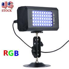 45 LED Strobe Stage Flashing Light Disco DJ KTV Sound Activated Lighting Lamp