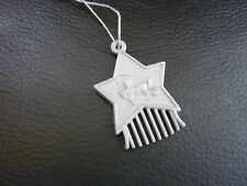 MY LITTLE PONY - G2 RARE & 'HTF' - LADY DRAGONFLY'S SILVER STAR  COMB (2001)