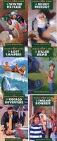 Sugar Creek Gang Books 1-6 Set (the Swamp Robber/the Killer Bear/the Winter Resc on sale