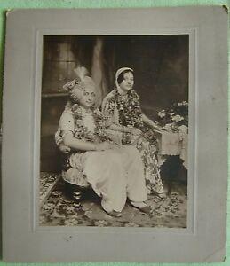 Image Is Loading VINTAGE ORIGINAL BLACK Amp WHITE PHOTOGRAPH OF BENGALI