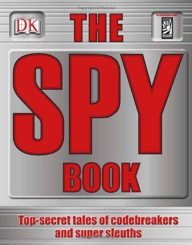 The Spy Book,DK