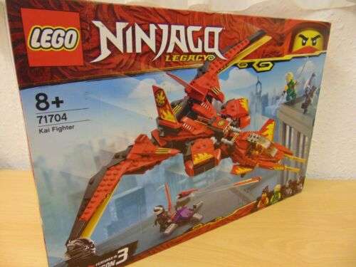 LEGO NINJAGO SET 71704 LEGACY KAI FIGHTER UNOPENED BOXED CONDITION