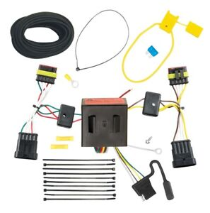 trailer wiring harness kit for 12-18 fiat 500 all styles ... 1975 fiat wiring diagram starter