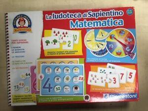 LA-LUDOTECA-DI-SAPIENTINO-MATEMATICA-CLEMENTONI-COMPLETO