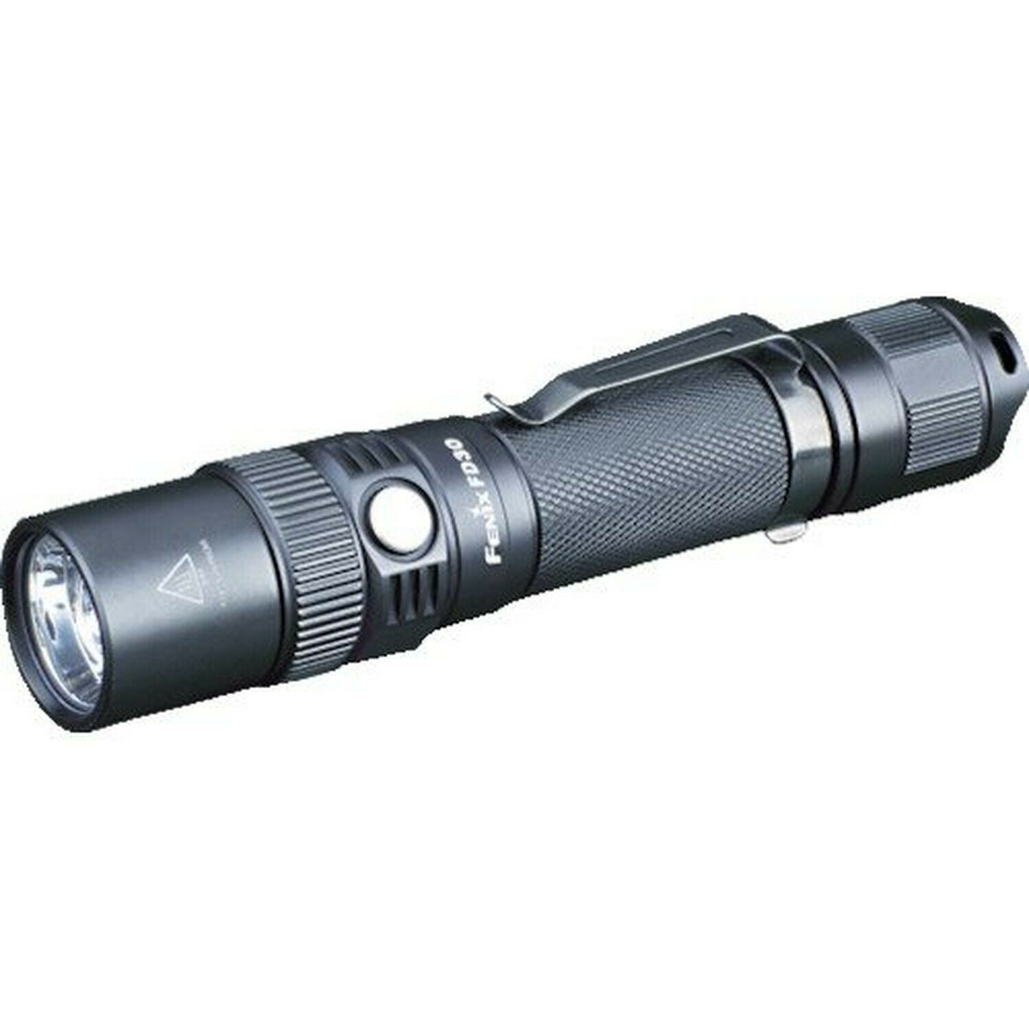 FENIX Unisex's Fd30 Focusing Torch, zwart, One afmeting