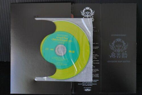 JAPAN manga Hypnosis Mic Division Rap Battle side F.P /& M 1 Limited Edition