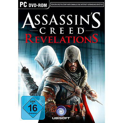Assassins Creed Revelations für PC | NEUWARE | KOMPLETT IN DEUTSCH!