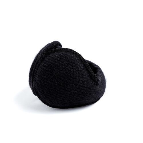 Unisex Ear Muffs Outdoor Winter Earmuffs Knit Design Foldable Ear Warmers W9E9