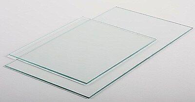 Glas auf Wunschmaß Klarglas 30x20 cm 300x200 mm Zuschnitt Glasplatte Glasscheibe