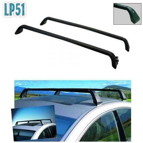ROOF BARS LP51 PREALPINA FORD MONDEO SW FROM 2007 WITHOUT RAILING