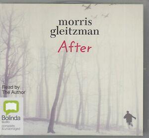 After-Morris-Gleitzman-4CD-Audio-Book-Unabridged-Children-Jewish-Racism-FASTPOST
