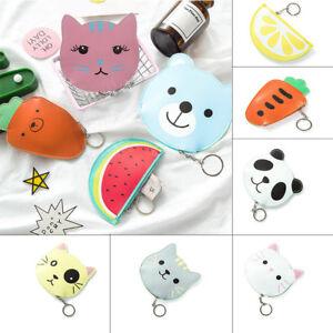 Portable-Cute-PU-Cartoon-Animal-Zipper-Coin-Purse-Wallet-Pouch-Card-Holder-Bag