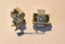 VARIABLE CERAMIC/MICA PADDER/TRIMMER CAPACITOR 5 ~ 50pF