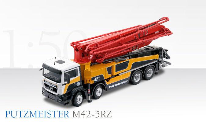 descuento de bajo precio Conrad 1 50 Putzmeister M42 5RZ L-71199 0 nuevo en en en una caja  mejor precio