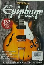 Guitar & Bass Classics UK The Epiphone Bible Vintage Reviews FREE SHIPPING sb