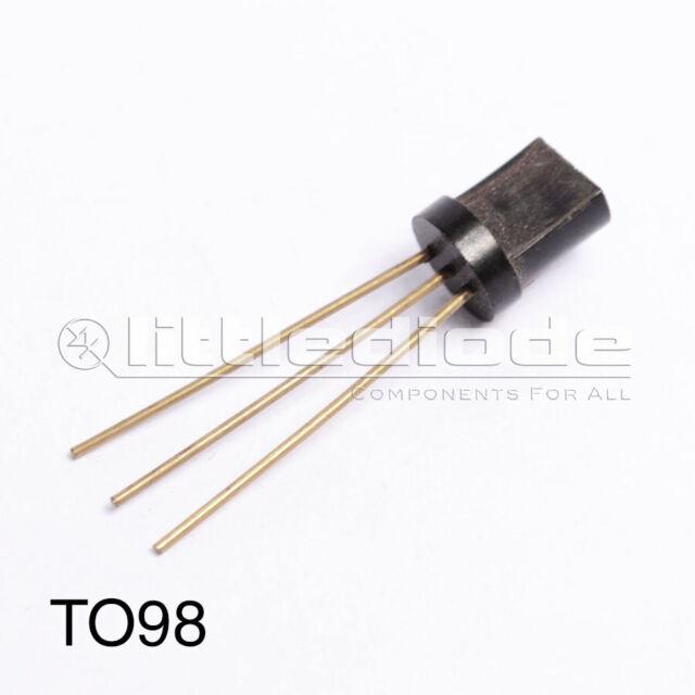 2N3416 Transistor Silicon NPN - CUSTODIA: TO98 MAKE: Central Semiconductor
