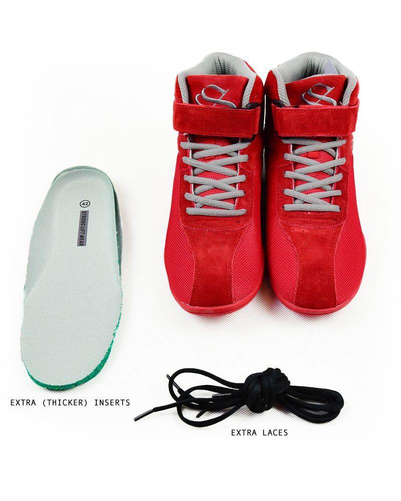 Strong Liftwear SUPERTOPS Gym Training Casual Shoes Scarpe classiche da uomo
