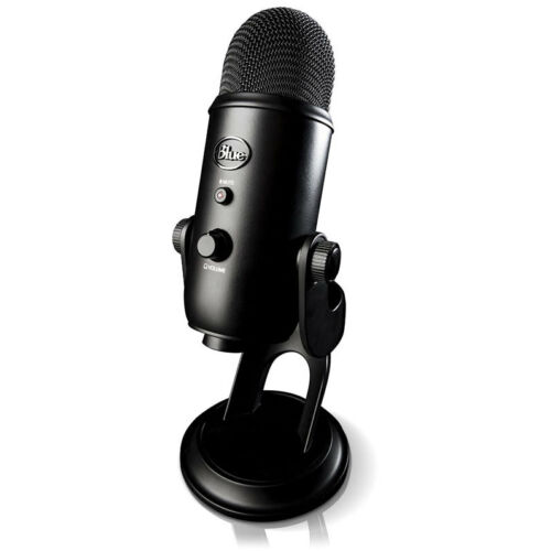 Blue Microphones Yeti Usb Desk Microphone (Blackout)   Blackoutyeti by Blue Microphones
