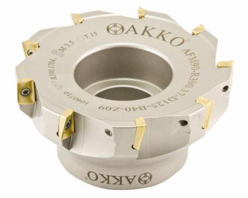 AKKO Planfräser für Wendeplatten Typ SANDVIK  R390.1704 D=50mm
