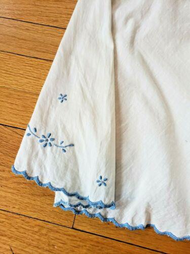 1930s White Cotton Underwear Panties Knickers Tap
