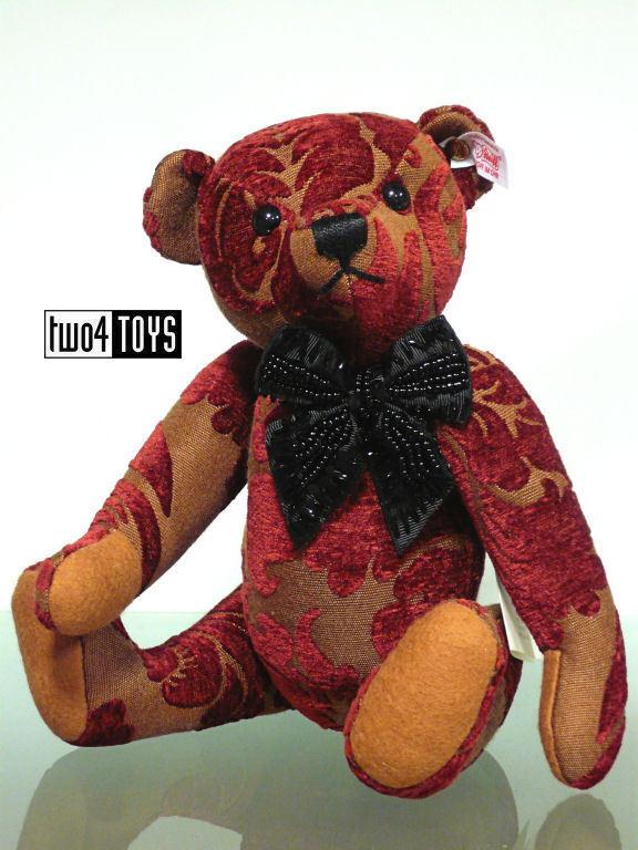 STEIFF Ltd VIKTORIA   VICTORIA TEDDY BEAR  847 - 32 cm  13in. EAN 036910 RETIrosso
