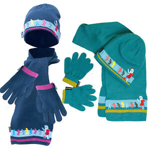 Boys-In-The-Night-Garden-Knitted-Acrylic-Hat-Scarf-Glove-Set-Navy-Blue-1-4-Yrs