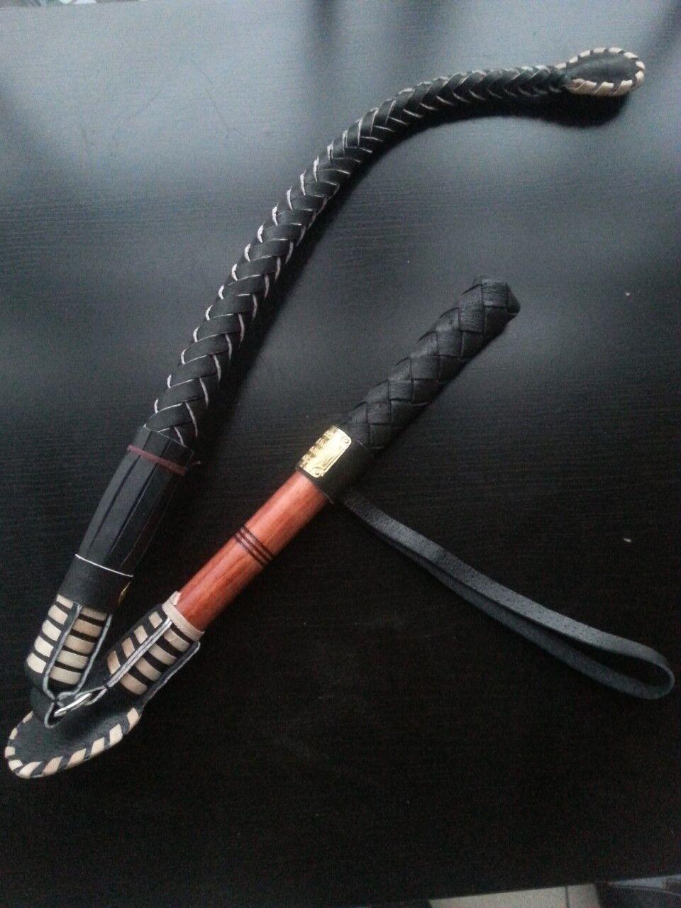Leather Nagaika Genuine  Leather Whip Scorpion  2018 latest