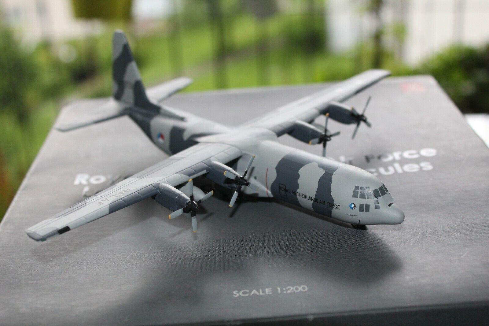garantizado Royal Netherlands Air Force Lockheed C-130 Hercules, Hercules, Hercules, 1 200, Hogan  Vuelta de 10 dias