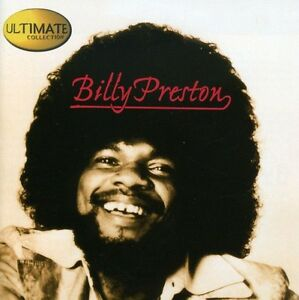 Billy-Preston-Ultimate-Collection-New-CD