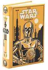 *Leatherbound* THE STAR WARS TRILOGY (Gold C3PO Special Edition) by George Lucas