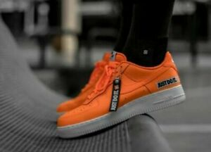 Uomo 800 Arancione Eur 48 bq5360 5 Lthr Air Nike 1 Lv8 '07 Taglia 13 Force totale Jdi Brx6BwqnZS