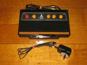 Atari Flashback 3 Classic Game Console + Cords - PAL - VGC - Gaming