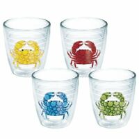 Tervis Tumbler, 12-ounce, crab Assorted, 4-pack, New, Free Shipping on sale