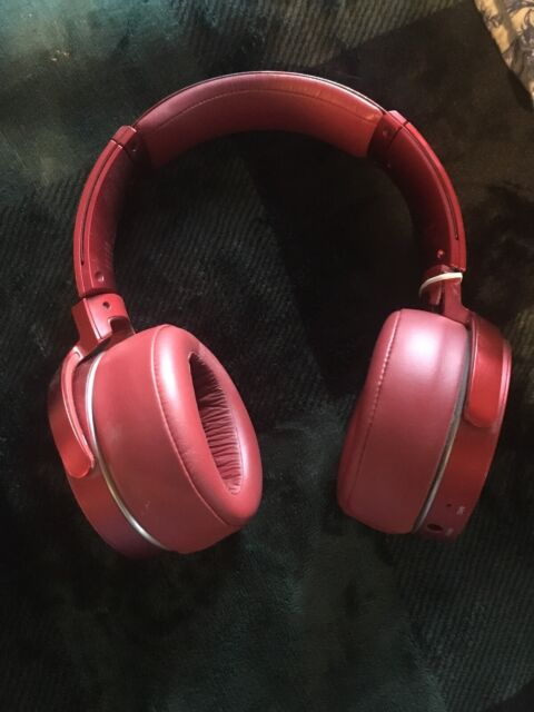 Mdr Xb950bt Wireless Headphone Bluetooth Stereo Extra Bass Dj Headset For Phone White For Sale Online Ebay