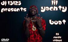 Lil YACHTY MUSIC VIDEOS HIP HOP RAP DVD
